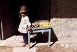 Andean Girl - Peru