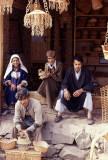 Basket Shop, Srinigar, Kashmir
