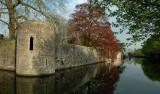 Castle Moat - England