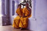 Monks - Sri Lanka