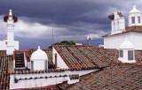 Spanish Rooftops & Stork Nests