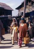 Street in Srinigar, Kashmir