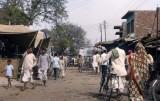 Village Street - India