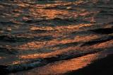 Sunset on Kelly Beach