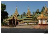 Paya Schwesandaw Rangoon
