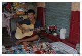 Guitariste Rangoon.
