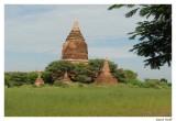 Stupa Bagan.