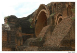 Entrée temple Bagan