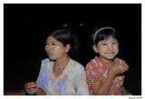 Jeunes femmes Birmanes