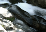 Reclining River Rock