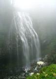 Foggy Narada Falls