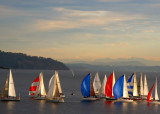 Dawn Sailing