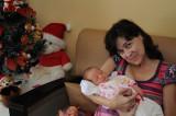 Tia Carla e Isabela