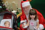 Mari, Isabela e Papai Noel