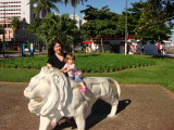 Leão no Gonzaga