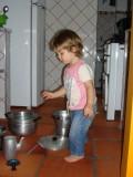 Bagunçando na Cozinha - de novo !
