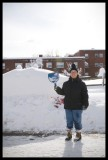0066.This poor woman only had a dustpan to dig out her car!  But a neighbor lent her a shovel eventually...
