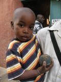 Goree Island, Senegal March 2008