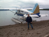 Rick by the Float Plane.jpg