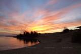 El-Rayan Lake Before Night