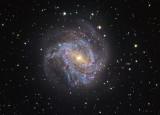 M83 in Colour