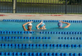 Synchronized Swimming Lessons
