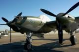LOCKHEED P-38 GLACIER GIRL