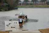 Rowers at the Oystercreek Boat House