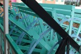 Riverboat Paddle Wheel