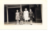 Mom in white - Dec 1943