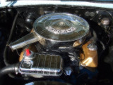 390 Effects - Edelbrock Manifold - Holley