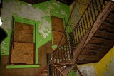 Western Dormitory Staircase