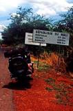 Emilio Scotto - BAMAKO, the capital of MALI. West Africa