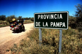 Emilio Scotto - Across LA PAMPA, ARGENTINA (The Pampas). South America