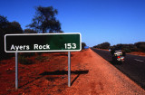 Emilio Scotto in AYERS ROCK, Northern Terrytori. AUSTRALIA
