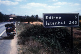 Emilio Scotto - To ISTAMBUL, TURKEY. Asia