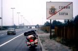 Emilio Scotto - Going to SOFIA, capital of BULGARIA. Europe