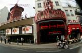 Emilio Scotto - The MOULIN ROUGE, PARIS, FRANCE. Europe