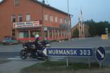 Emilio Scotto - On the way to MURMANSK, RUSSIA. Europe