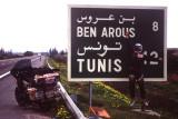 Emilio Scotto in TUNIS, Capital of TUNISIA