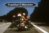 Emilio Scotto - To FRANKFURT or MUNCHEN, GERMANY (Federal Republic - Former West Germany). Europe
