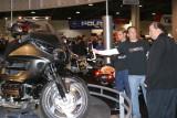 Emilio Scotto & Black Princess - Motorcyle Show - Long Beach California