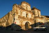 Iglesia de Ruinas Mayas de Copan