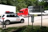 Entramos a Honduras