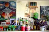 The Allien bar