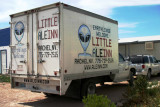 The Alien truck