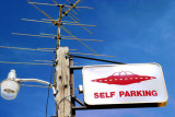 The oficial parking place for UFOs