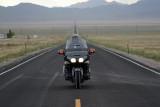 The Black Princess II & Emilio Scotto on the 375 towards Area 51
