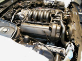 Remove covers from engine plus inlet trunking and air box.
