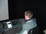Me at the helm of an Re460